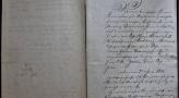 Reces Uwłaszczeniowy Brandys 1835