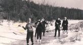 Slizgawka na starym stawie 1964r (1).jpg