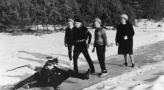 Slizgawka na starym stawie 1964r (3).jpg