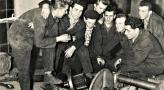 Szkolenie-slusarzy-na-kopalni-Guido.-Rok-1960.