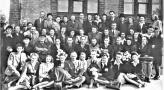 Wyry, maj 1947 rok - konferencja rejonowa nauczycieli.jpg